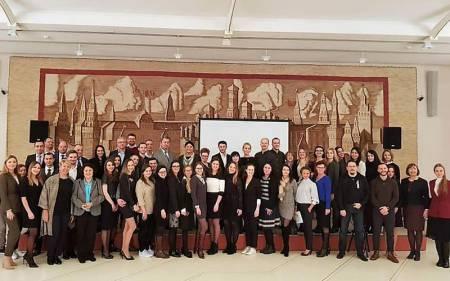 «Антропологическую хартию» представили молодым российским соотечественникам в Европе • Центр гуманистической экологии и культуры