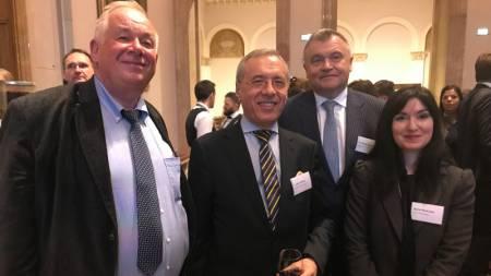 ГУМЭК на экономическом форуме Россия - Германия в парламенте Баварии • Центр гуманистической экологии и культуры