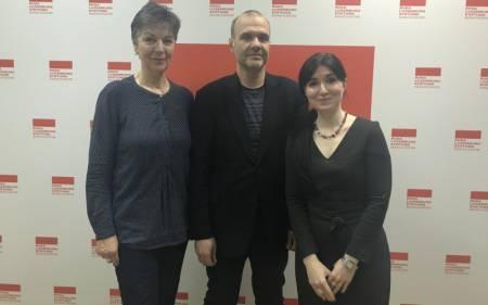 ГУМЭК начинает сотрудничество с Фондом Розы Люксембург • Центр гуманистической экологии и культуры