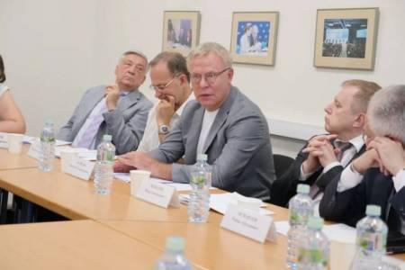 Спикеры ГУМЭК выступили на экспертном совещании в ЦСКП в рамках деятельности группы «Устойчивое развитие» • Центр гуманистической экологии и культуры