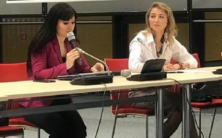 ГУМЭК наВаршавском совещании ОБСЕ порассмотрению выполнения обязательств вобласти человеческого измерения-2019 • Центр гуманистической экологии и культуры