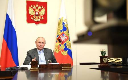 Владимир Путин: к 2024 году создадим не менее 23 охраняемых природных территорий • Центр гуманистической экологии и культуры